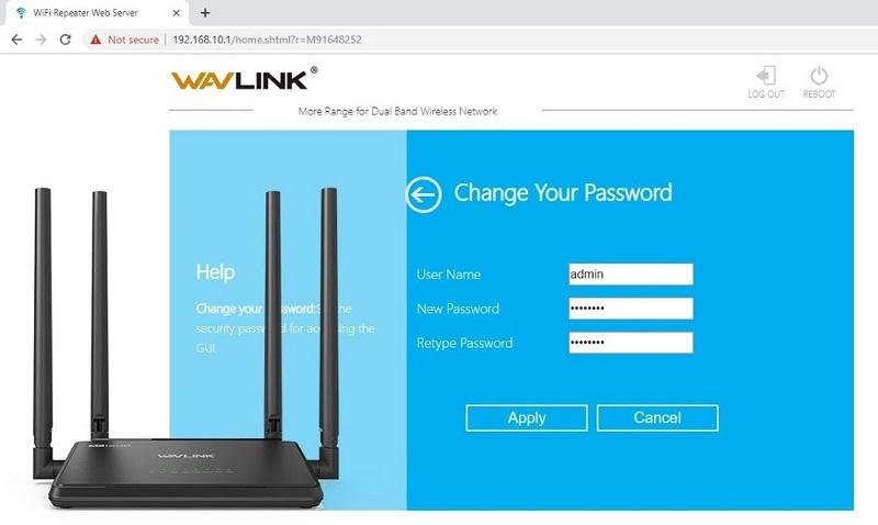 192.168.10.1 IP Router Admin Login