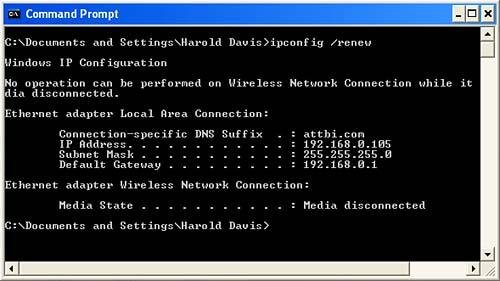 Find IP Address 192.168.o.1.1 - 192.168.0.1