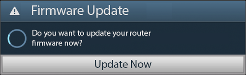 Update Router Firmware to Secure Your Home Network